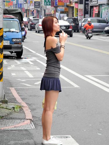 Yilan Girl