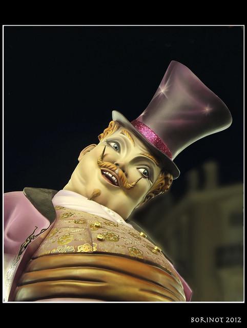 El tio del bigot! por José Vte FP