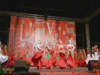 video 09 Amigas Rocieras de Guanartemel V Feria Abril Las Palmas de Gran Canaria 2012