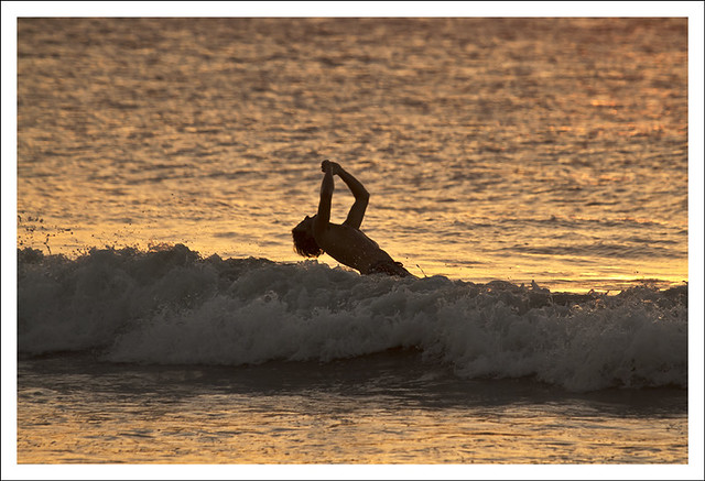 Sunset Surfer 2