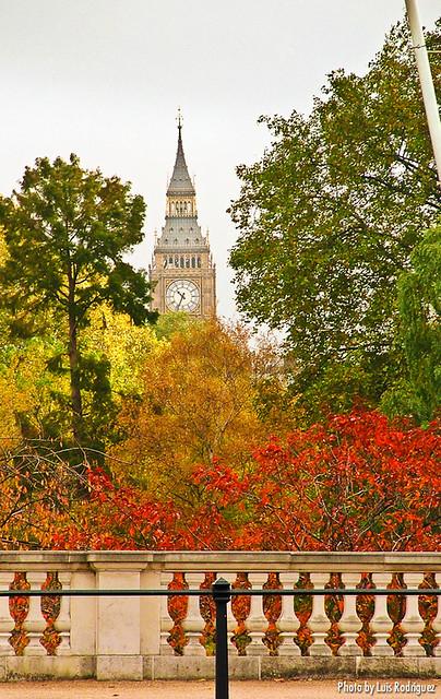 Big Ben y St James' Park
