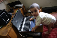 The Original Google+Kid Is 8 Month Old by firoze shakir photographerno1