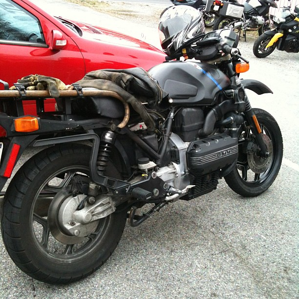 Bmw K100 Rat Bike Flickr Photo Sharing