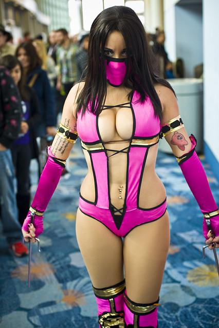 Wondercon 2012 – Mileena // Mortal Kombat