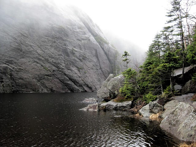 Avalanche Lake, Adirondacks, NY by CC user hwttdz on Flickr