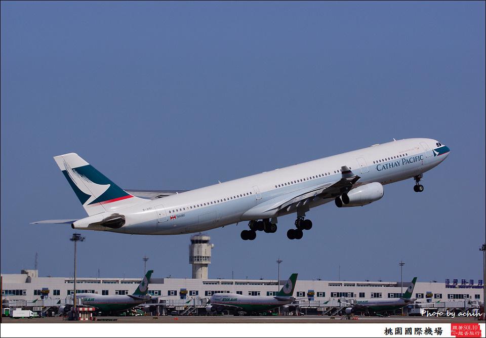 國泰航空B-HXI客機007