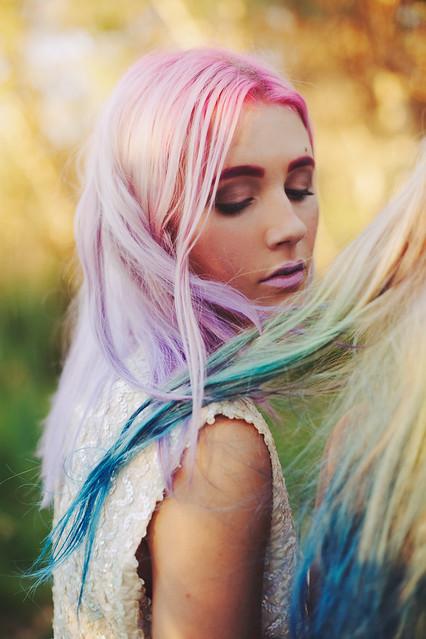 Caitlin - pastel. II