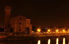 Arno River in Pisa