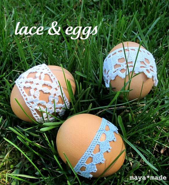 lace & eggs
