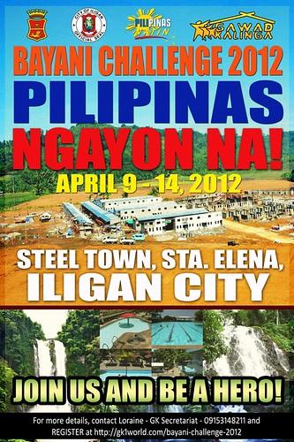 Bayanihan 2012 Iligan