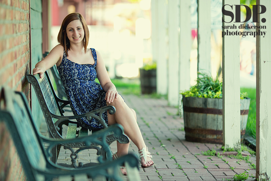 Parkville Missouri senior photographers