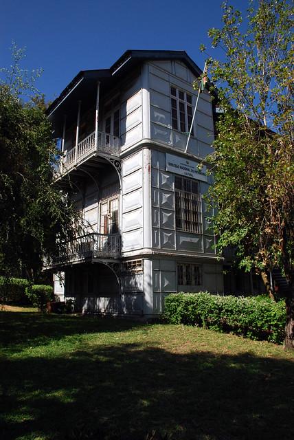 Maputo [043] casa de ferro