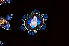 Details from inside St. Landry Catholic Church - June 22, 2008