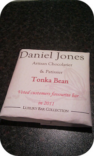 Daniel Jones Luxury Chocolate Bars