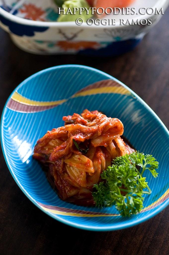 Yu Fu In's 25 spices Kimchi