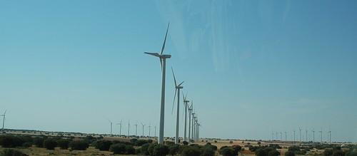 Правительство Испании надеется, что ветроэнергетика будет удовлетворять 40 процентов потребностей страны в электроэнергии к 2020 году