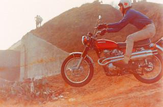 Battery Hoskins, Galveston, Texas, circa 1970