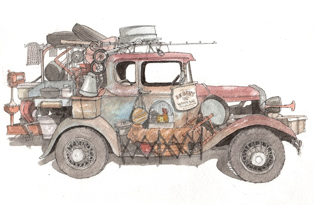 Dustbowl Truck #2
