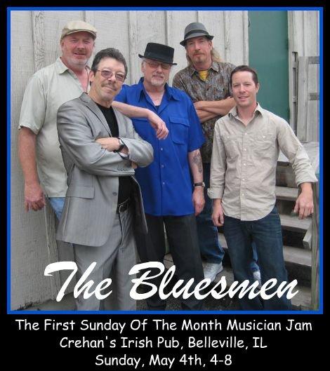 The Bluesmen 5-4-14