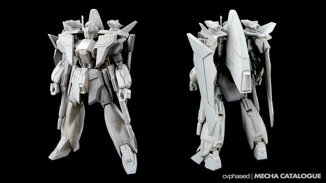 HGAW Gundam Airmaster - Prototype Shots