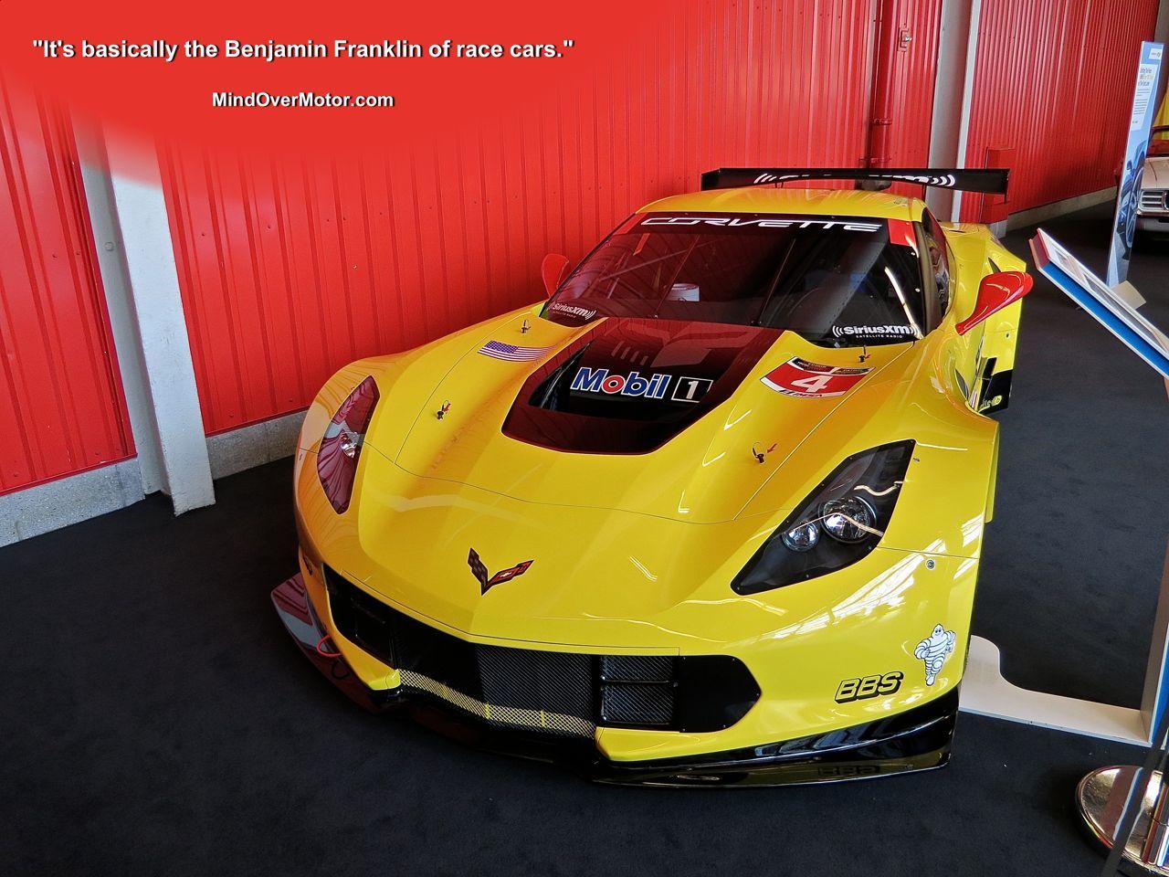 NYIAS Corvette C7R