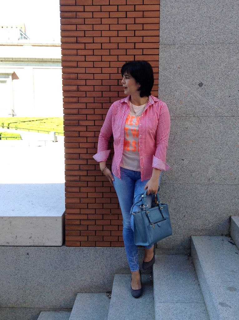 Madrid, España - Spain - Outfit of the Day