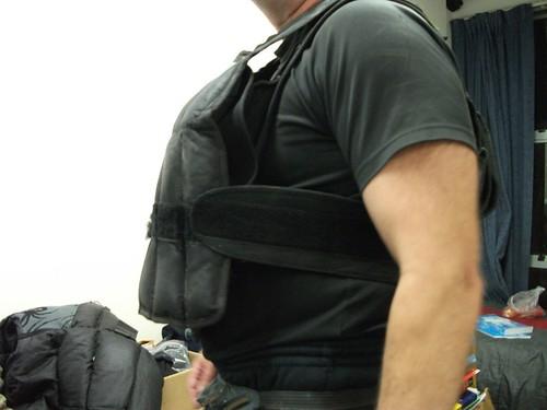 100lb weight vest