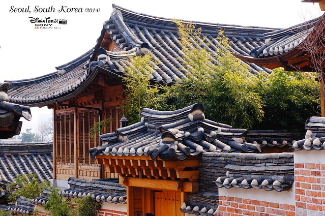South Korea 2014 - Seoul Bukchon Hanok Village 06