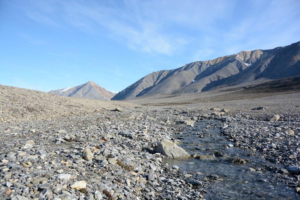Kanadan kaukainen Nunavut on yksi viimeisimpiä todellisia erämaita maailmassa