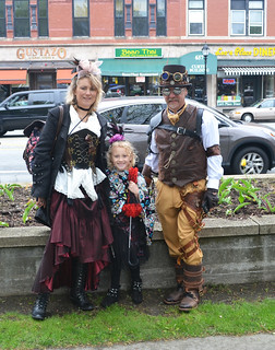 Watch City Steampunk Festival 2016