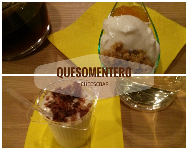 QUESOMENTERO - Vila-real - Ruta de la tapa 2016