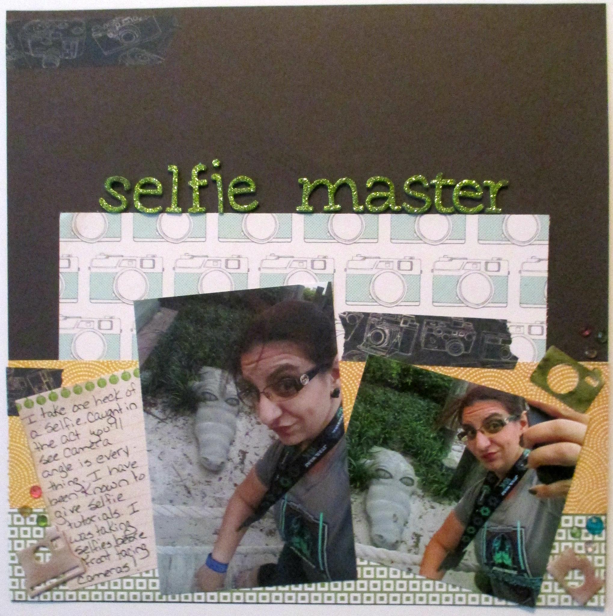LOAD23 - Selfie Master!
