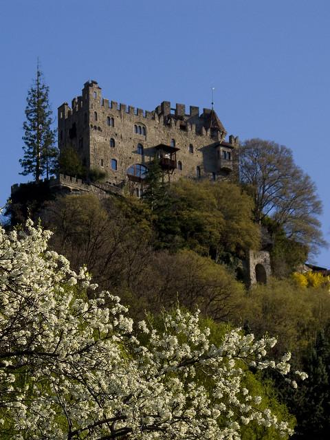 Castel gatto schloss katzenstein ii flickr photo for Azienda soggiorno merano