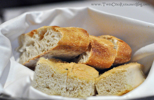 Bread Basket at Pazzaluna Urban Trattoria ~ St Paul, MN