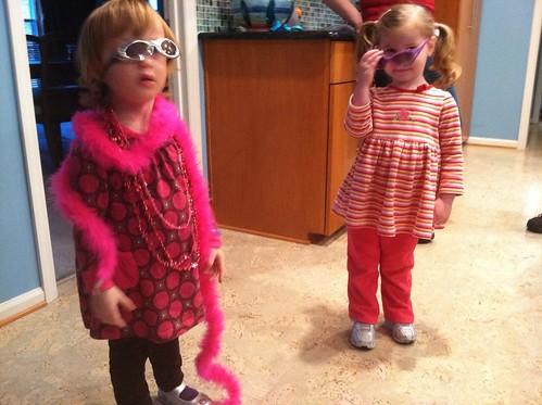 Fabulous cousins