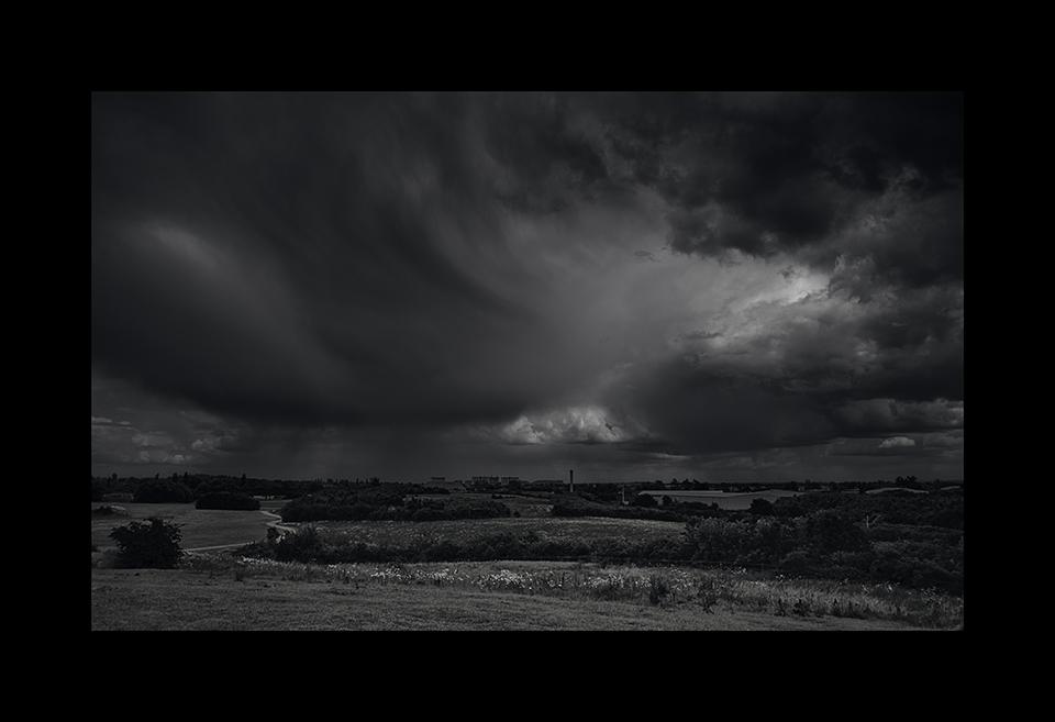 Cloudscapes: Bedfont Stratocumulus by Nicholas M Vivian