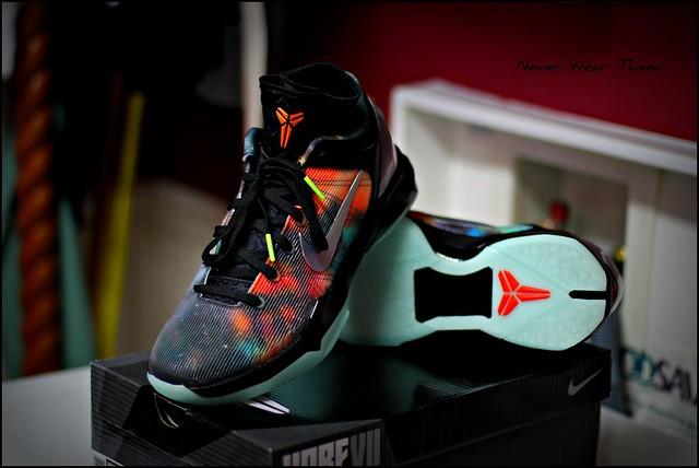 pretty nice b619d e9952 Nike Kobe 7 Galaxy by Never Wear Them, on Flickr