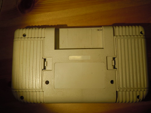 Game Fighter, Gameboy clone - back side