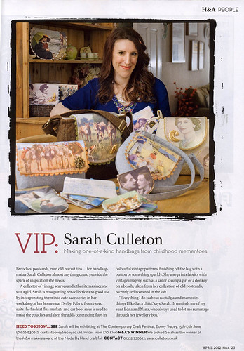 Homes and Antiques Magazine Feature