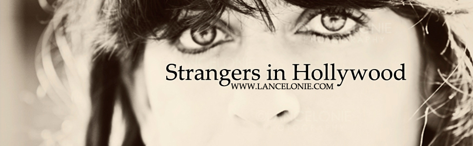 Strangers in Hollywood by lancelonie
