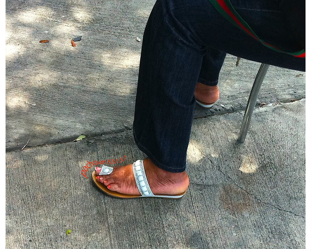 Mature Ebony Feet Pics