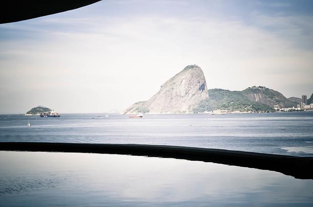 Rio from Niterói.