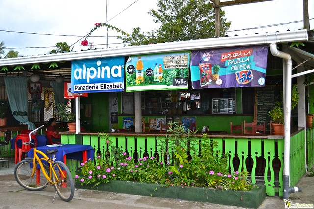 Costa Rica SODA'S Local Restaurants