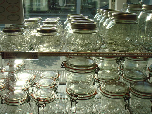 Leifheit Canning Jars at The Container Store