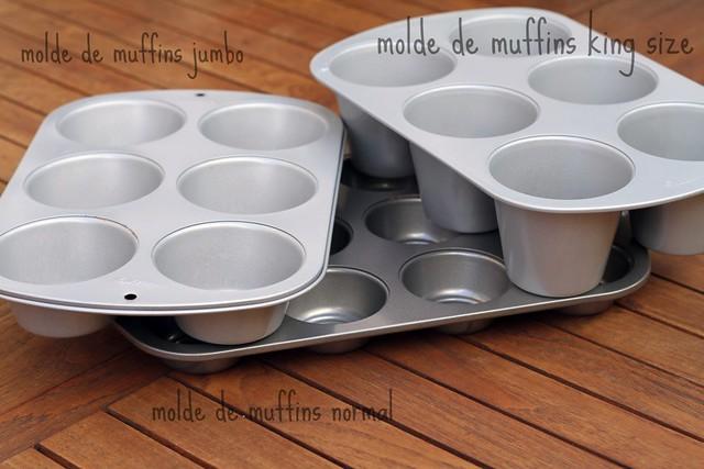 Moldes de Muffins