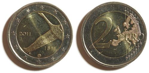 2 Euros Finlandia 2011
