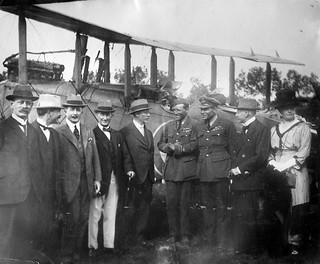 Sir Ross and Sir Keith Smith, 1920