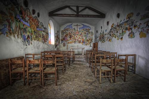 france canon village religion église chapelle hdr highdynamicrange frenchriviera violette provencealpescôtedazur eos450d tourrettessurloup cedricmayence cedricmayencebe