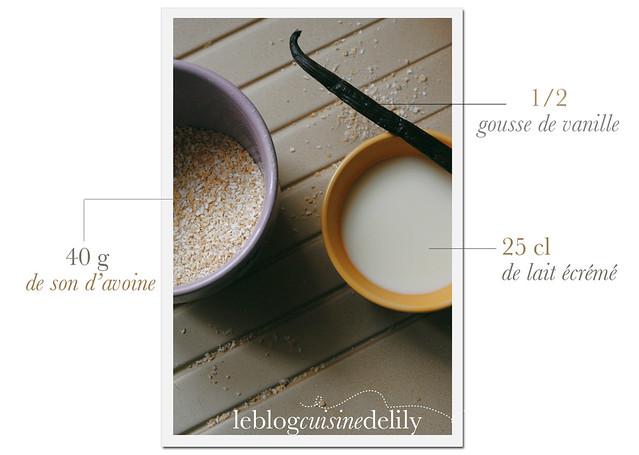 Porridge à la Vanille - Sans Tolérés (PP/PL)