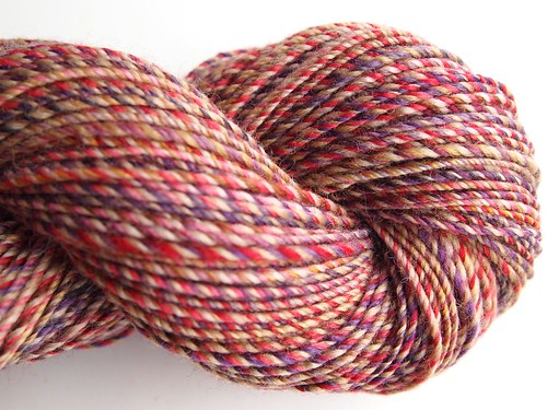 FCK fiber club -Famous Couples-Winter-Spring 2012-February-Falkland-10oz-Fomeo and Juliet-4.skein-3-ply-250yds